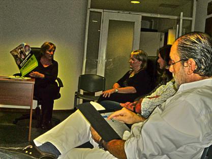 Mesa de diálogo con médicos, Salto