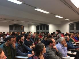 Conferencia de Didier Fassin en la FHCE