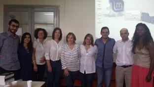 Mesa de Antropología y Salud en la RAM 2015