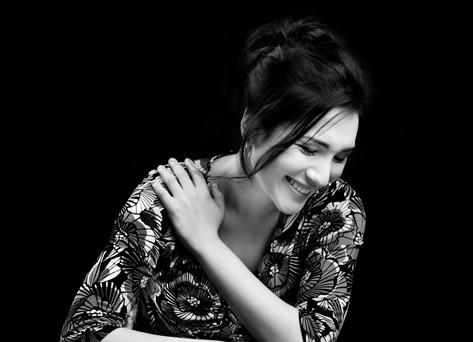 Photo by Kinga Karpati and Daniel Zarewicz, hair and makeup by Klementyna Roguska