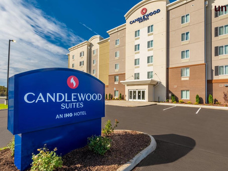 CANDLEWOOD SUITES - COOKEVILLE, TN