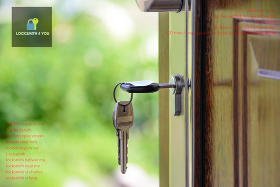 Lock And Key Services Providers Can Help You In Your Locked Keys In St Louis, MO