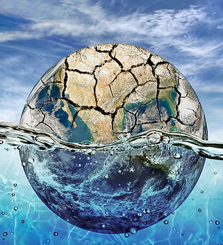 Water scarcity and climate change Impact