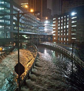 Hurricane Sandy in NYC