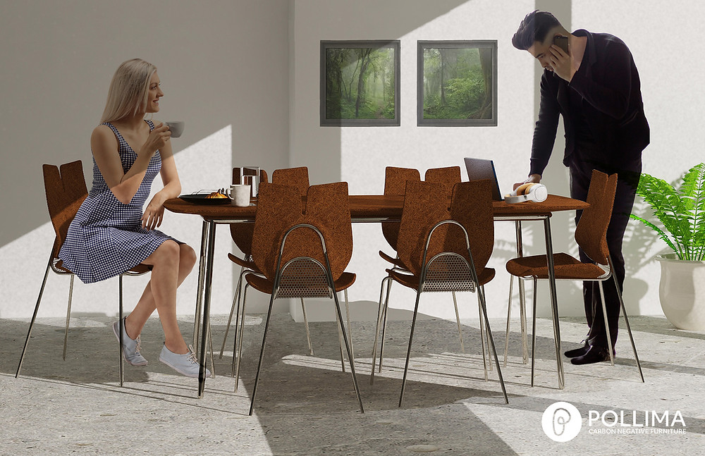 Pollima Carbon Negative Furniture