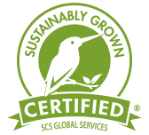 Sustainably Grown Certified