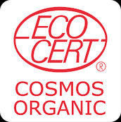 COSMOS ORGANIC by ECOCERT Certification
