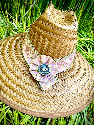 Passionately Pink Jacquard Ribbon Wrapped Original RIATA