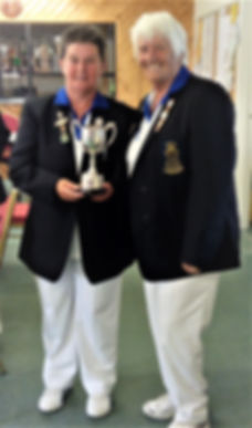 County winners of  the Gawler Cup