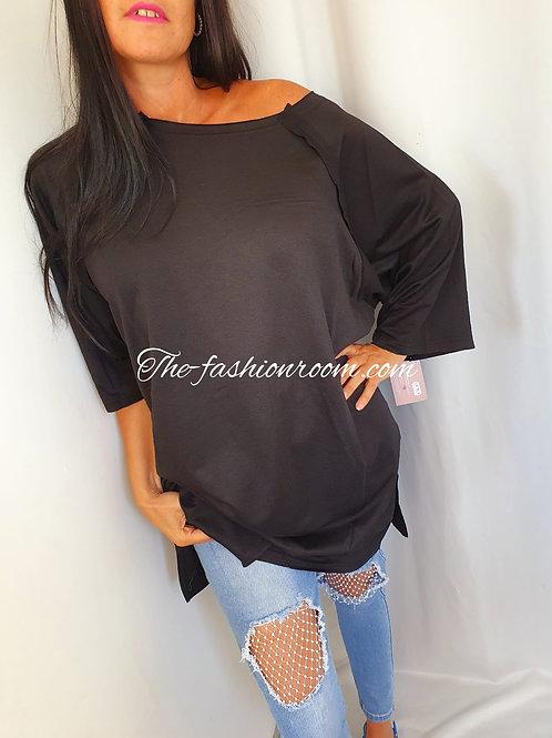 blouse oversize loose