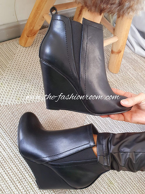 boots compensées