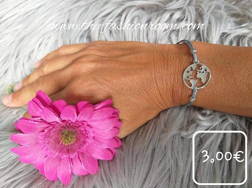 bracelet monde