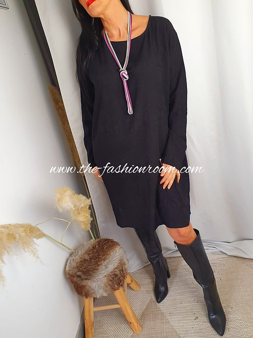 robe/tunique gauffrée