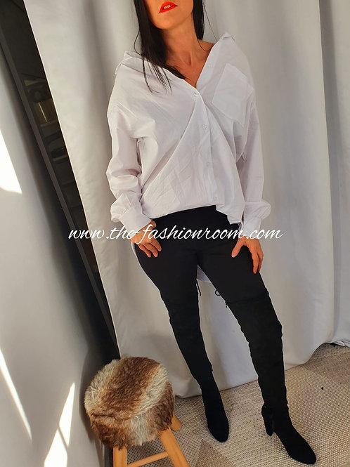 jeans,legging noir