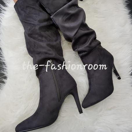 Les bottes loose