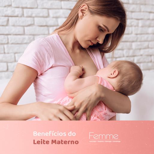 Benefícios do Leite Materno