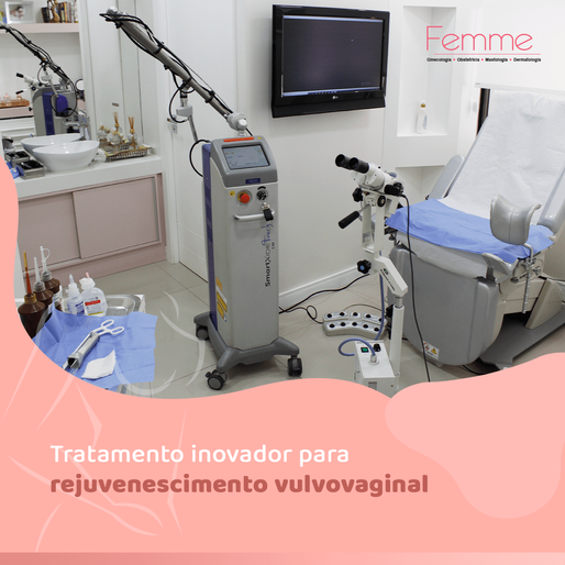 Conheça este tratamento inovador para rejuvenescimento vulvovaginal
