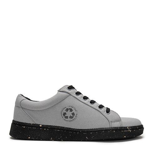 Ganges Grey Eco Derby Sneakers