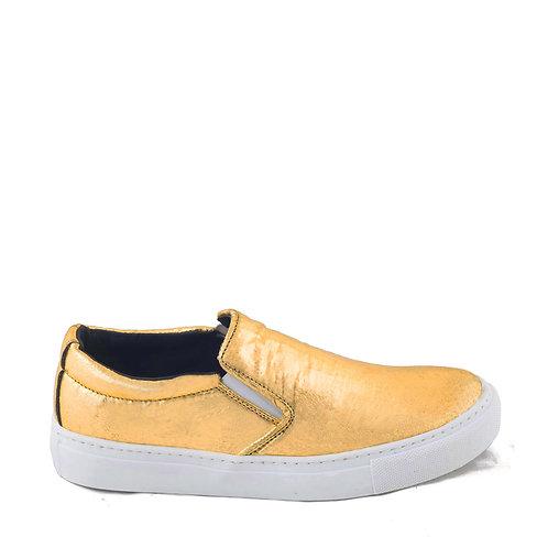 Bare Gold Piñatex Vegan Shoes