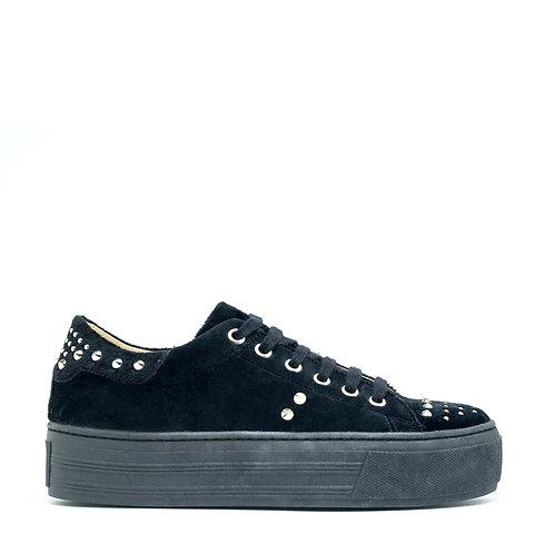 Wika Black Vegan Sneakers