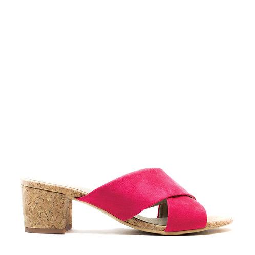 Anita Pink Vegan Sandals