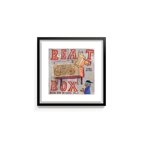 Beatbox Vinyl  - Limited Edition of 25