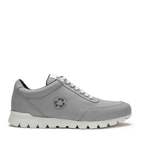 Nilo Grey Vegan Shoes