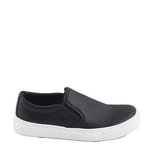 Bare Black Eco Micro Vegan Shoes