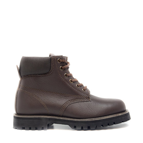 Atka Brown Vegan Boots