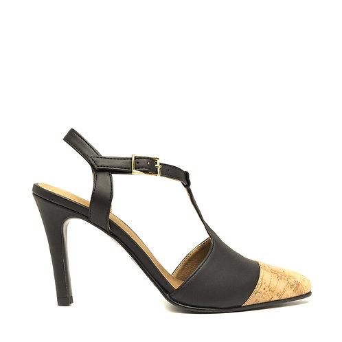 Alya Black Vegan Shoes