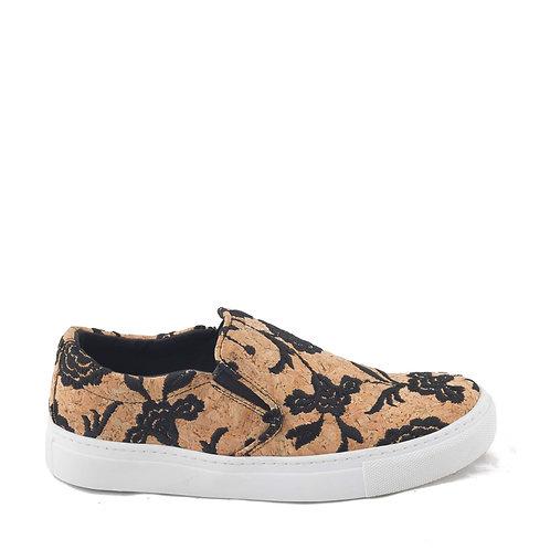 Bare Brown Piñatex Vegan Shoes