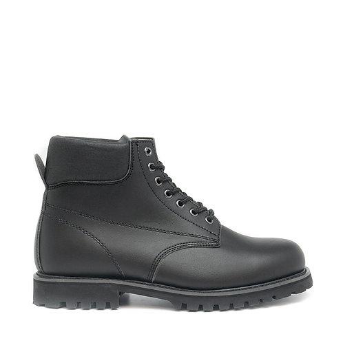 Atka Black Vegan Boots