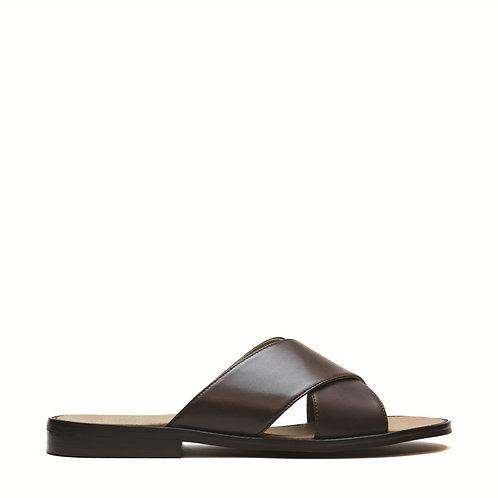 Marco Brown Vegan Sandal