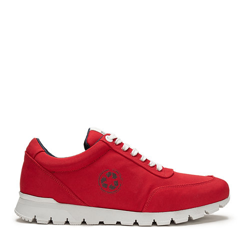 Nilo Red Vegan Shoes