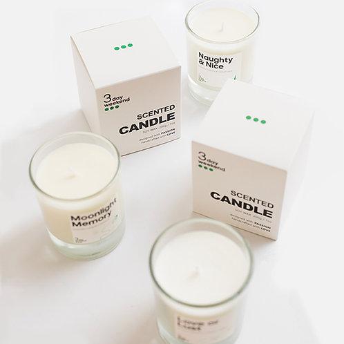 3dwknd Home Candle Trio LMN