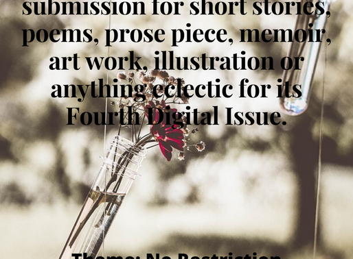 Calling for Submissions for the Fourth Digital #Issue