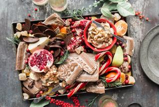 Mistä on hyvä jouluruoka tehty?