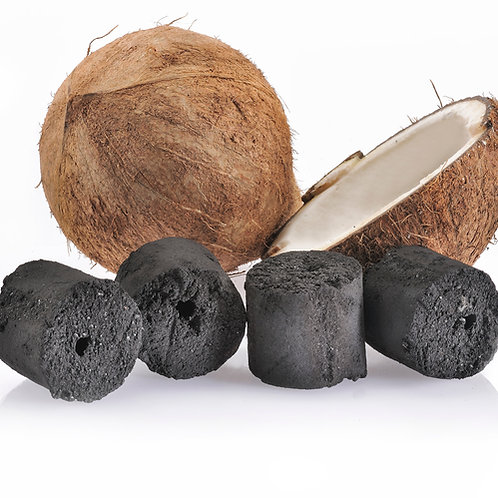 Coconut Husks BBQ
