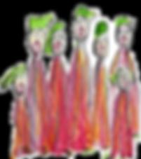 Gaëlle de Crombrugghe - ateliers chant polyphonique