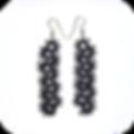 tatted-earring-te1000-black.png