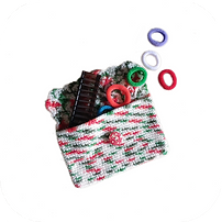 multipurpose crochet purse