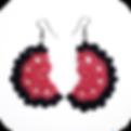 crochet-earring-ce0201-pinkblack.png
