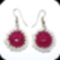 crochet-earring-ce1001-maroon.png