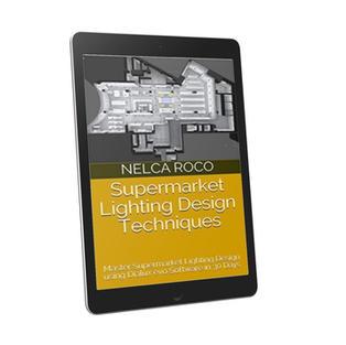 Supermarket Lighting Design Techniques