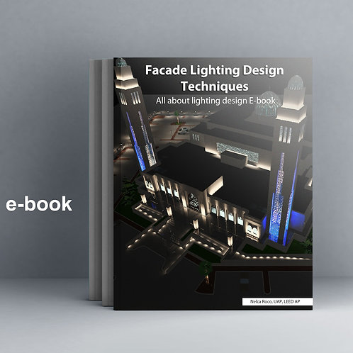 Facade Lighting Design Techniques E-book