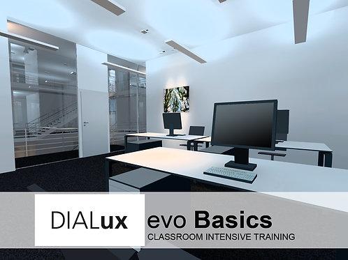 4 days Classroom Training - Dialux evo 9.1 Basics