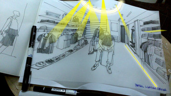 Retail Lighting Design Tutorials
