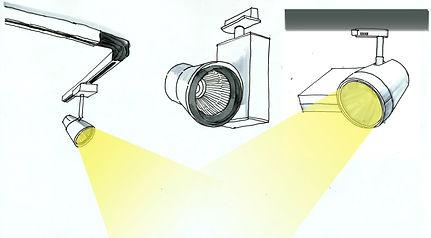 Retail Luminaire