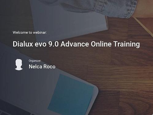 8 days ONLINE Training - Dialux evo 9.1 Advance