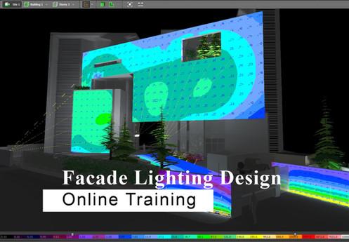 8 Days Online Training Facade Lighting Design Course